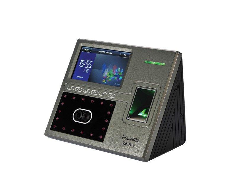 ZkTeco İface800 Yüz Tanıma sistemleri