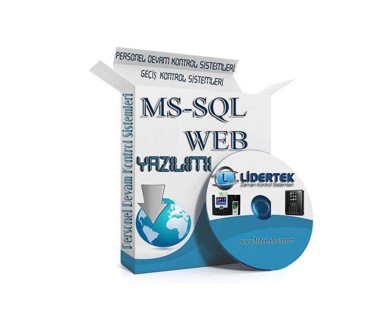 MSSQL Tabanlı Pdks Yazılım